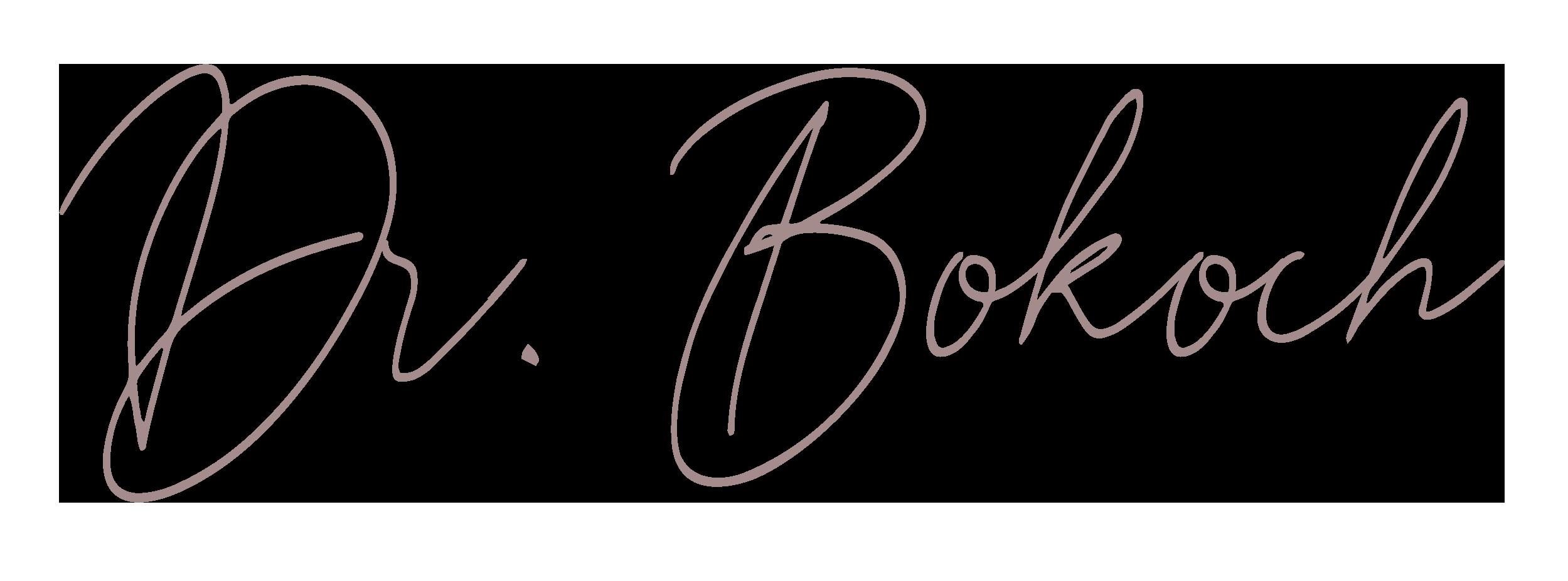 Dr. Bokoch
